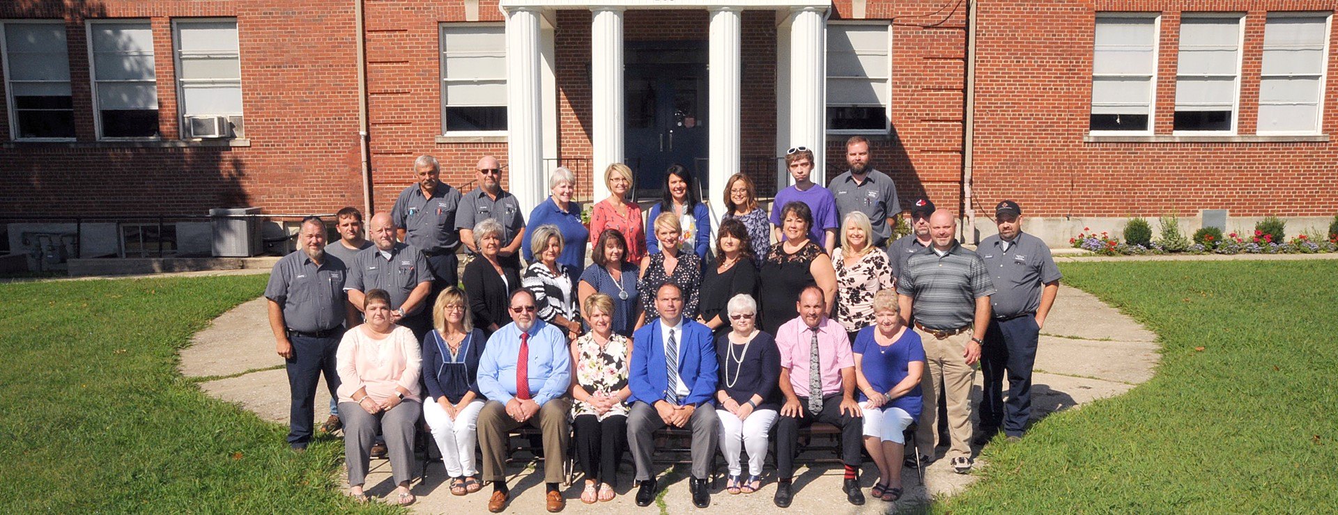 Estill County School District Administrative Staff