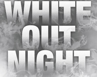 white out night