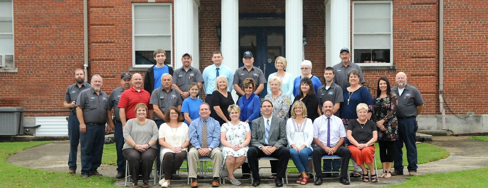 2018-2019 Central Office Staff